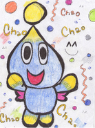 Chao By:FlopiSega