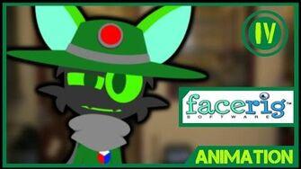 Trinitro in Facerig (WIP - Animation)