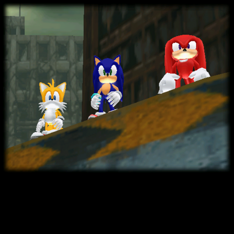 File:Sonic Adventure Credits (Super Sonic 21).png