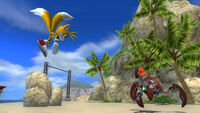 Tails using Fly in StH (2006)