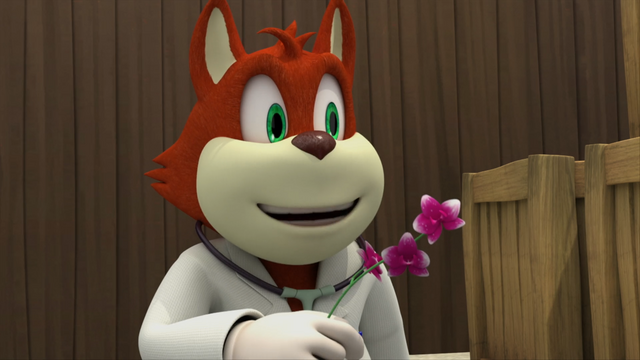 File:Doc and the flower.png