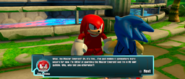 Lego Dimensions Knuckles Quest 1 (Re-edited)