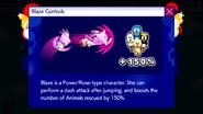 Sonic Runners Blaze Controls