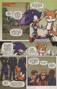 Sonic X issue 13 page 5