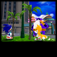 Sonic Adventure Credits (Big 02)