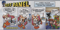 Archie Sonic the Hedgehog Issue 217