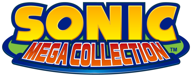 File:SonicMegaCollectionLogo.png