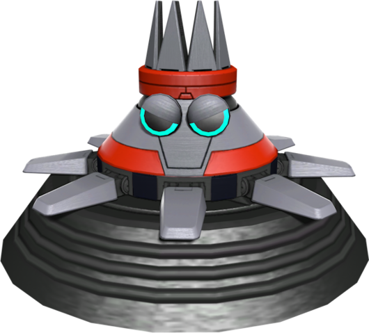 File:Sonic Generations Spiny Statue.png