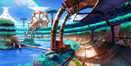 Concept artwork - Sonic Generations - Console - 075 - Planet Wisp