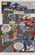 Sonic X issue 31 page 4