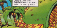 Green Hill Zone (Sonic the Comic)