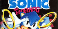 Sonic the Hedgehog Adventure Gamebook 1