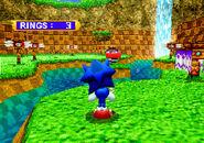 Sonic World Sonic Jam