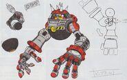 Big Arm (Sonic Generations concept)
