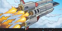 Egg Jet (Pre-Super Genesis Wave)