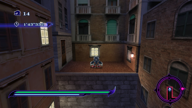 File:Rooftop Run - Night - Jet Black Back Streets - Screenshot 4.png