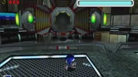Sonic Adventure DX - Egg Viper & Ending (Sonic)