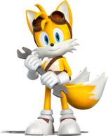 Sonic Boom Tails 2