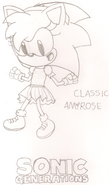 Classic Amy Rose HYRO