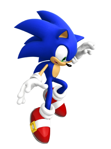 File:Sonic The Hedgehog 4 - Sonic Artwork - 1.png
