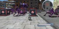Town Mission 10: Raid: Evil Monster