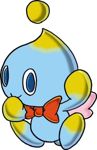 File:Cheese the Chao.png
