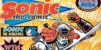 Sonic the Comic Issue 20