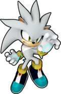 Sonic Runners Silver