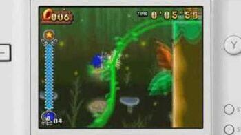 Sonic Rush Adventure Korean Commercial 2