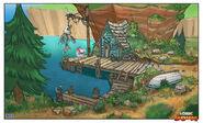 Cliff's Excavation Site Concept (Rise of Lyric)