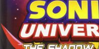 Sonic Universe Volume 1: The Shadow Saga