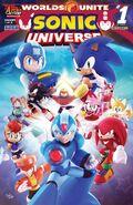 Sonic Universe -76 (variant)