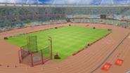 London - Olympic Stadium - Field - Hammer Throw