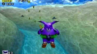 Sonic Adventure DX (GC) Big Emerald Coast Missions B & A