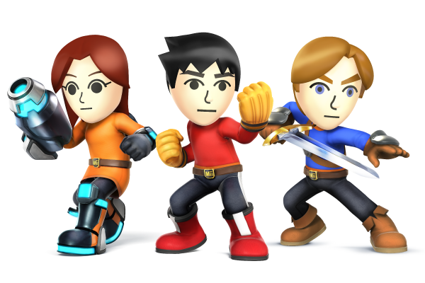 File:SSB4 Mii Fighters.png