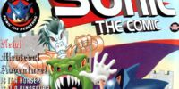 Sonic the Comic Issue 160