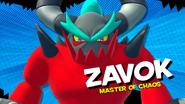 Zavok Master of Chaos