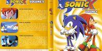 Sonic X Volume 2 (Australia)