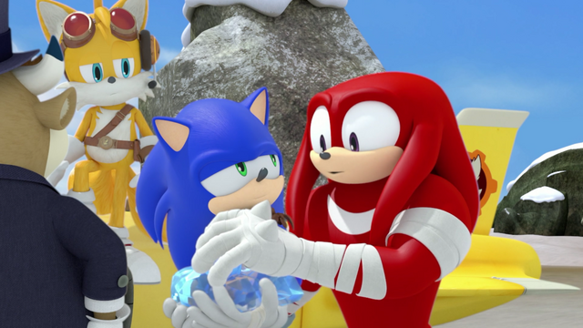 File:Knuckles taking the crystal.png