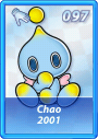 Card 097 (Sonic Rivals)