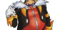 Doctor Eggman Nega (Archie)