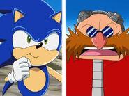 Ep18 Sonic vs Eggman