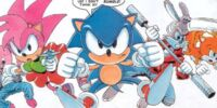 Freedom Fighters (Sonic the Comic)