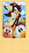 Sonic Jump - Shadow Ending