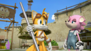 Tails and Beth