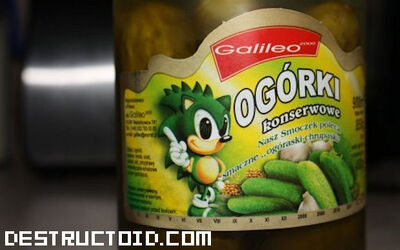 Picklehog