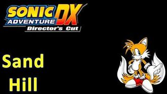 Sonic Adventure DX - A Rank Missions Sand Hill (Tails)