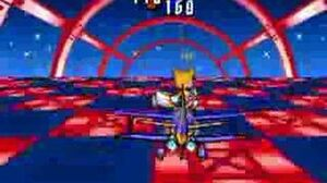 Sonic Advance 3 Special Stage Zone 1, Route 99