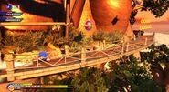 Savannah Citadel, Sonic Unleashed