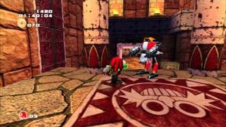 Sonic Adventure 2 (PS3) Death Chamber Mission 2 A Rank